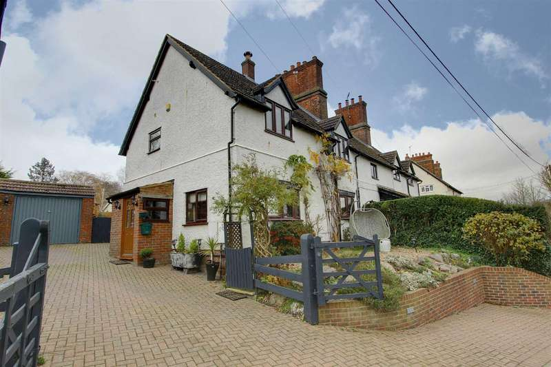 4 Bedrooms Semi Detached House for sale in Lower End, Wingrave