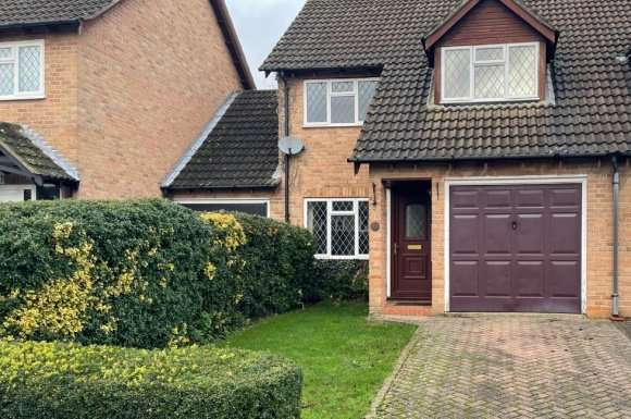 3 Bedrooms Detached House for rent in Purbrook Road, Tadley, RG26