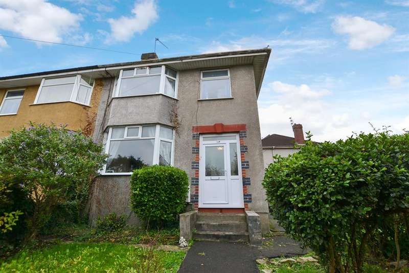 3 Bedrooms Semi Detached House for sale in Airport Road, Bristol, BS14 9TD