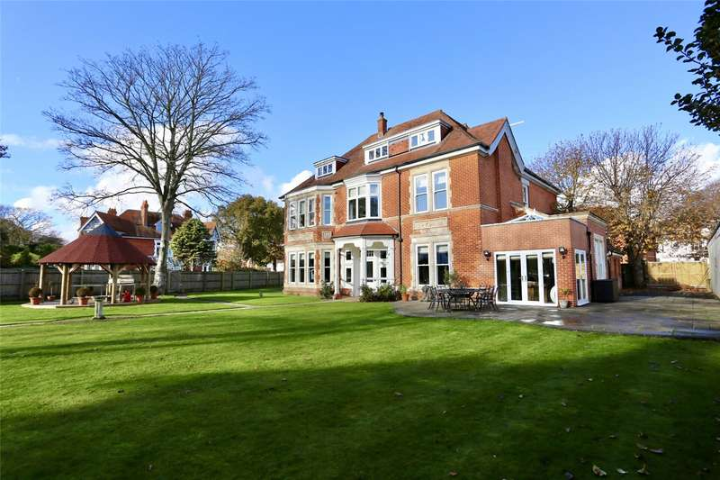 8 Bedrooms Detached House for sale in Wollstonecraft Road, Bournemouth, BH5