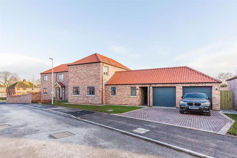 5 Bedrooms Detached House for sale in Plot 3 Plum Tree Court, North Leverton, Retford