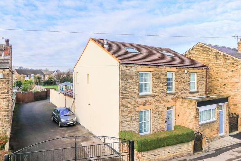 4 Bedrooms Detached House for sale in Main Street, East Ardsley