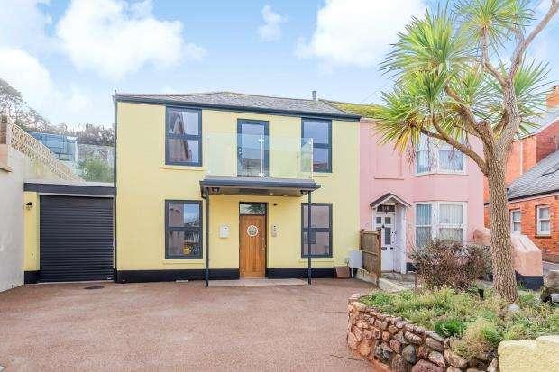 3 Bedrooms Semi Detached House for sale in Horse Lane, Shaldon, Devon