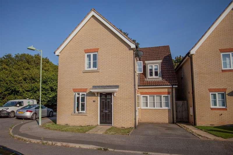 4 Bedrooms Detached House for sale in Sapling Close, Rendlesham, Woodbridge