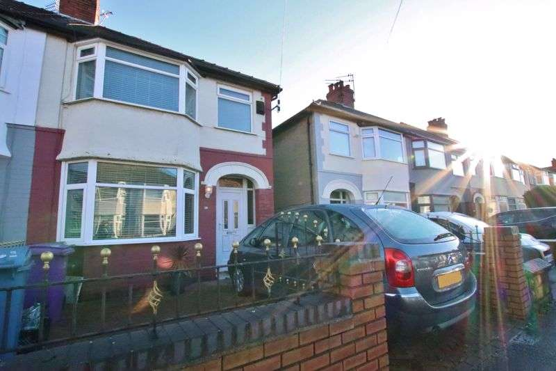 3 Bedrooms Property for sale in Renville Road, Broadgreen, Liverpool, L14