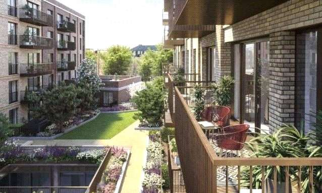 2 Bedrooms Apartment Flat for sale in The Silk District, Raven Row, Whitechapel, E1