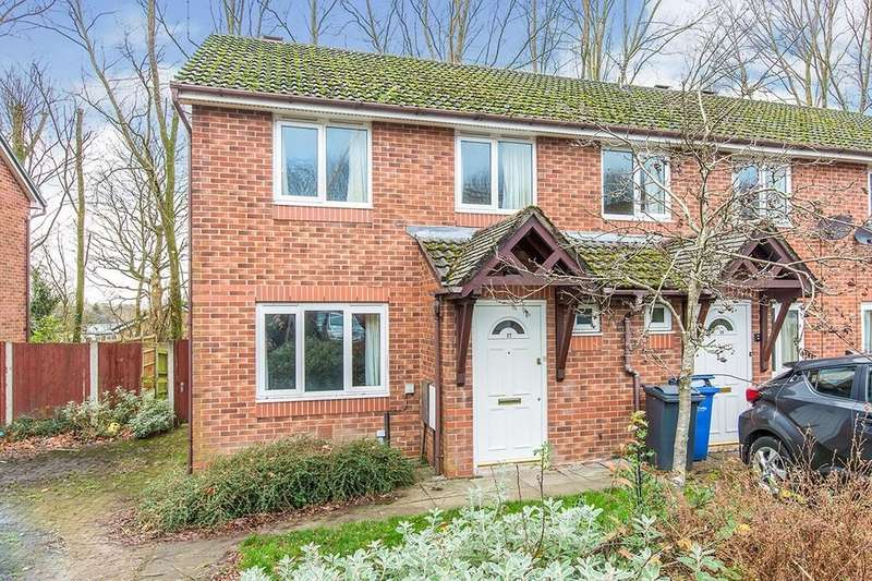 3 Bedrooms Semi Detached House for rent in Dutch Barn Close, Chorley, PR7