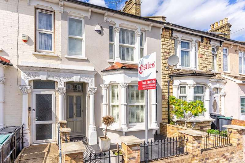4 Bedrooms Property for sale in Parkhurst Road, Wood Green, London, N22