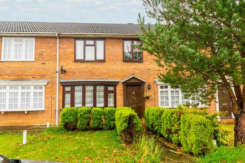 3 Bedrooms Terraced House for sale in Birchen Grove, Luton, Bedfordshire, LU2