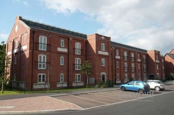 2 Bedrooms Apartment Flat for rent in Trevore Drive, Standish, Wigan, WN1 2QE