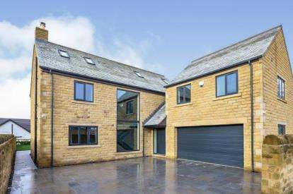 6 Bedrooms Detached House for sale in Sledgate Lane, Wickersley, Rotherham