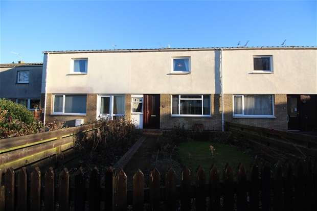 2 Bedrooms Terraced House for sale in Romach Road, Forres