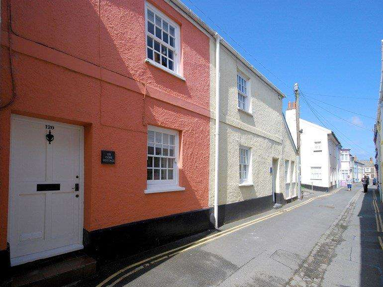 1 Bedroom Cottage House for rent in Irsha Street, Appledore, EX39 1RY