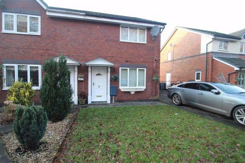3 Bedrooms Semi Detached House for sale in Haslington Road, Peel Hall Estate, Wythenshawe