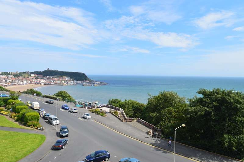 2 Bedrooms Apartment Flat for rent in Miramar Apartments, 1 Esplanade Gardens, Scarborough, YO11 2AW