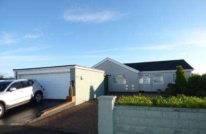4 Bedrooms Bungalow for sale in Penrhyn Geiriol, Trearddur Bay, Holyhead, Sir Ynys Mon, LL65