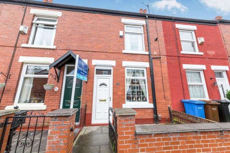 2 Bedrooms Terraced House for rent in River Street, Stockport, SK1
