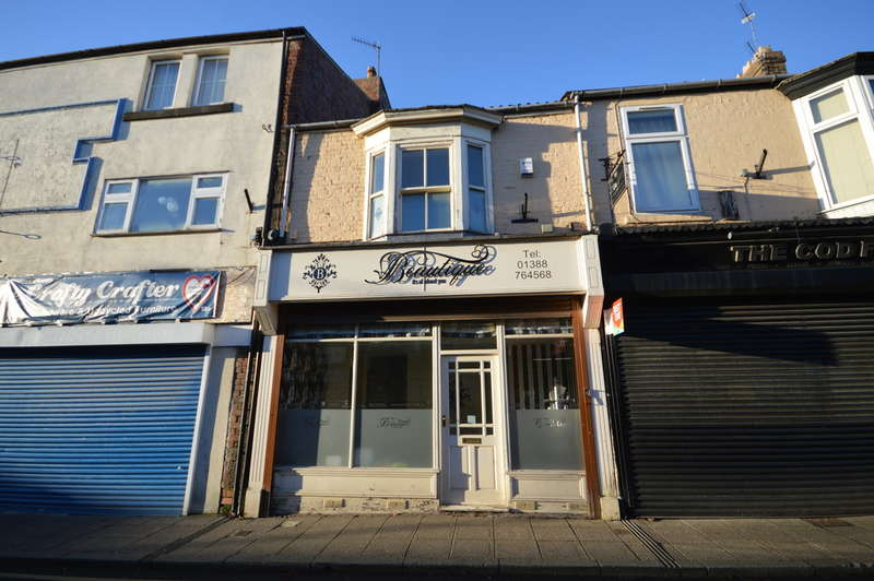 1 Bedroom Commercial Property for sale in Hope Street, Crook, County Durham