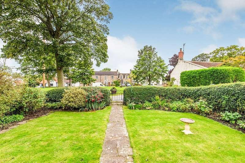 2 Bedrooms Semi Detached House for sale in Ovington, Richmond, Durham, DL11
