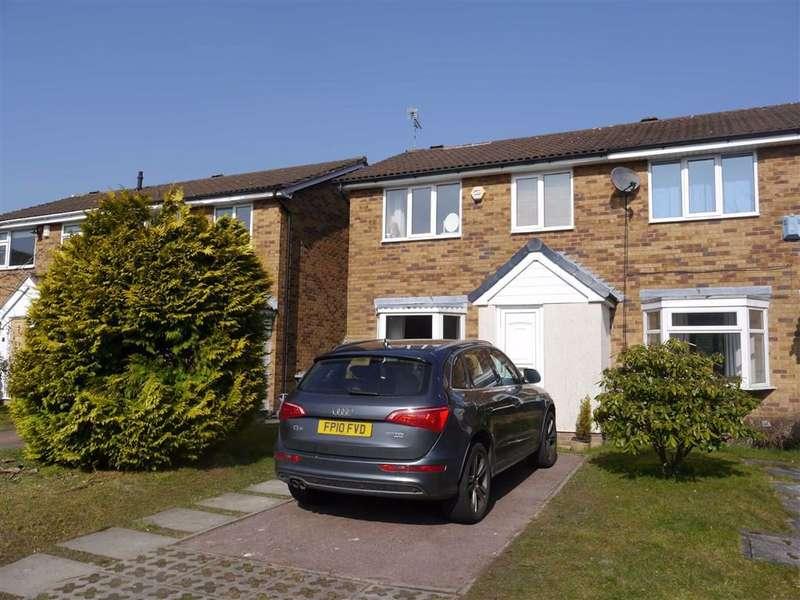 3 Bedrooms Semi Detached House for rent in Gorsefield Hey, WILMSLOW