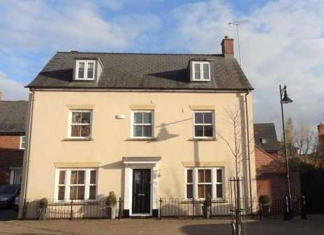 5 Bedrooms Detached House for rent in Dunvant Road, Redhouse, Swindon, Wiltshire, SN25