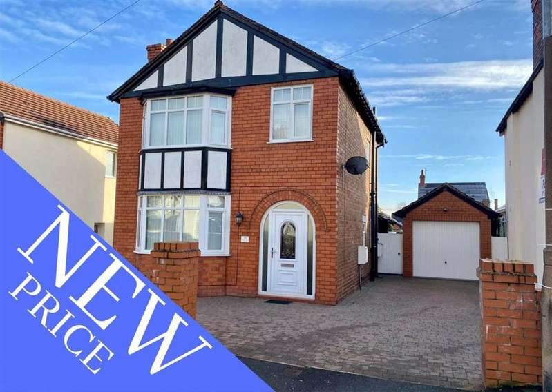 3 Bedrooms Detached House for sale in Plymouth Street, Shotton, Flintshire
