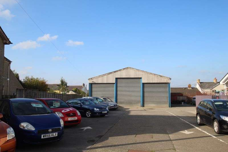 Commercial Property for sale in Llanybydder