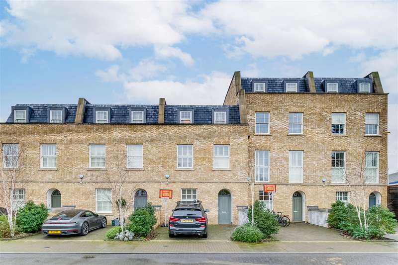 5 Bedrooms Mews House for sale in Mills Row, Chiswick W4