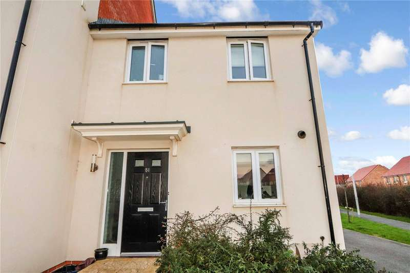3 Bedrooms End Of Terrace House for sale in Claypits Road, Roundswell, Barnstaple, EX31