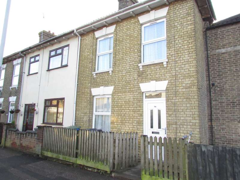 3 Bedrooms Terraced House for rent in Oundle Road, Woodston, PE2