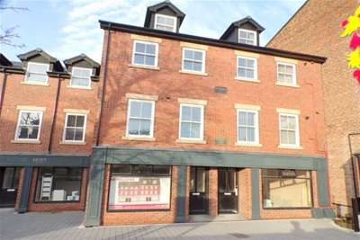 2 Bedrooms Flat for rent in The Willows. Village Road, Oxton