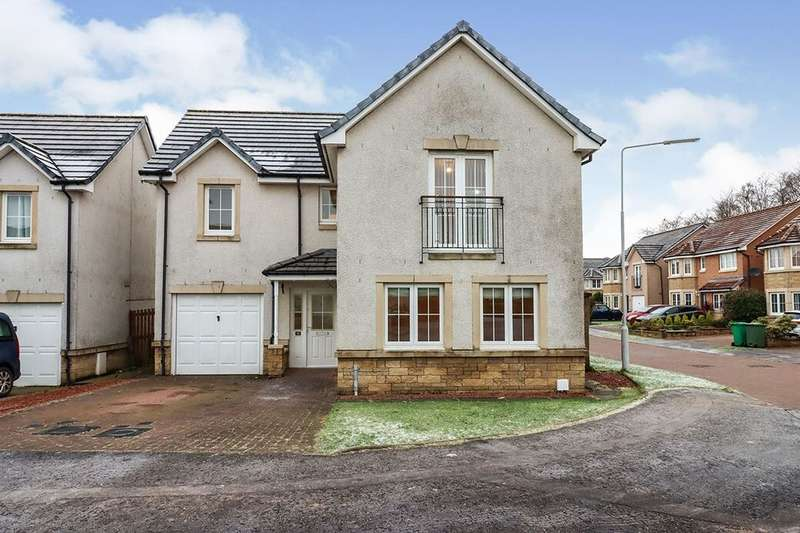 4 Bedrooms Detached House for rent in Vorlich Way, Dunfermline, KY11
