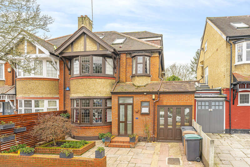 5 Bedrooms Semi Detached House for sale in Rhodes Avenue, London