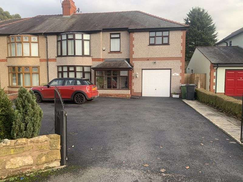 4 Bedrooms Property for sale in Chester Road, Wrexham