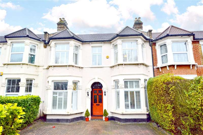 3 Bedrooms Terraced House for sale in Hither Green Lane, Hither Green, London, SE13