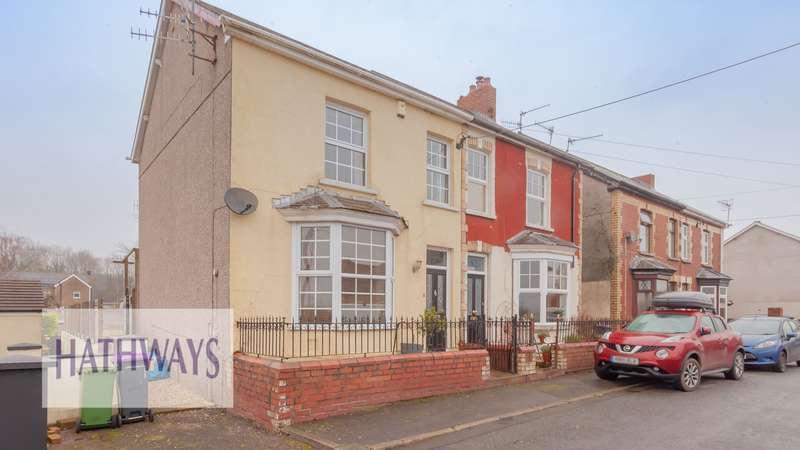 3 Bedrooms Property for sale in Clairwain, New Inn, Pontypool