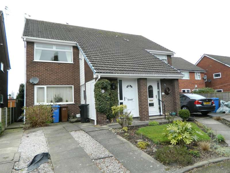 2 Bedrooms Property for sale in West Meadow, Stockport
