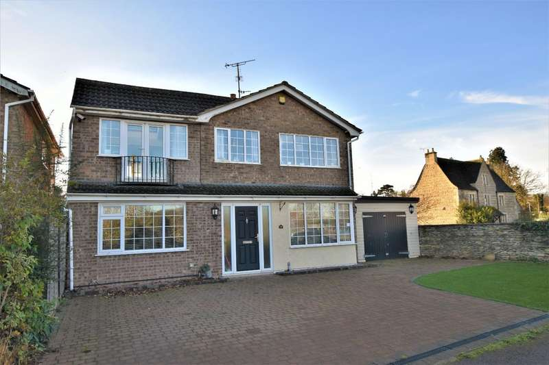 4 Bedrooms Detached House for sale in Casewick Lane, Uffington, Stamford