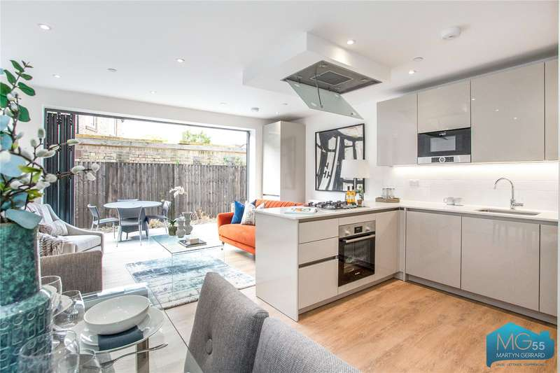 2 Bedrooms End Of Terrace House for sale in Truro Road, Wood Green, London, N22