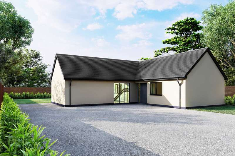 2 Bedrooms Bungalow for sale in Hartwell Road, Hanslope