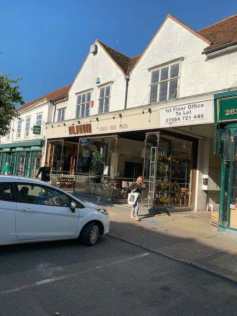 Commercial Property for rent in 261 High Street, Epping, CM16