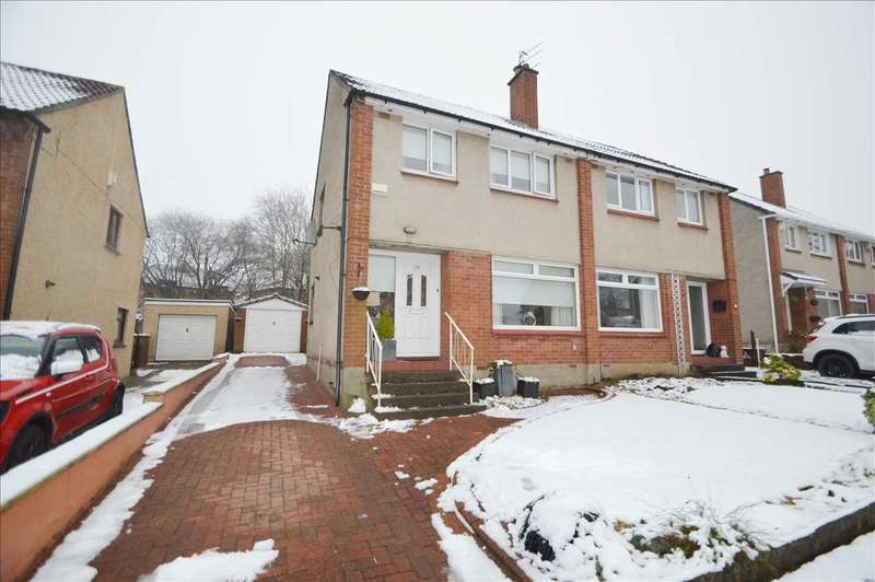 3 Bedrooms Semi Detached House for sale in Swift Bank, Hamilton