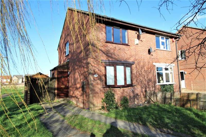 2 Bedrooms Semi Detached House for rent in Ancholme Avenue, Immingham, DN40