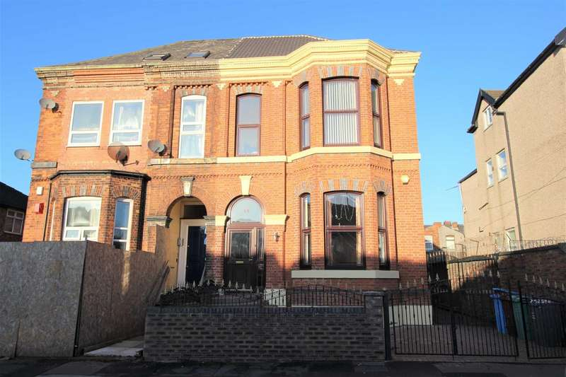 9 Bedrooms Semi Detached House for sale in Bignor Street, Manchester