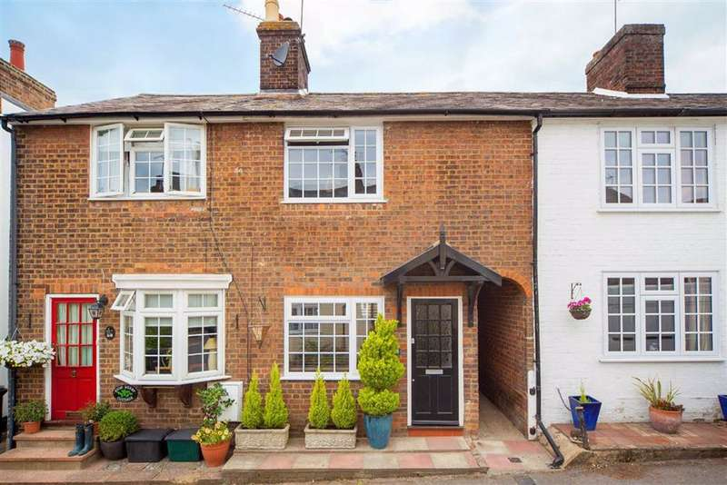 2 Bedrooms Terraced House for sale in Folly Fields, Wheathampstead