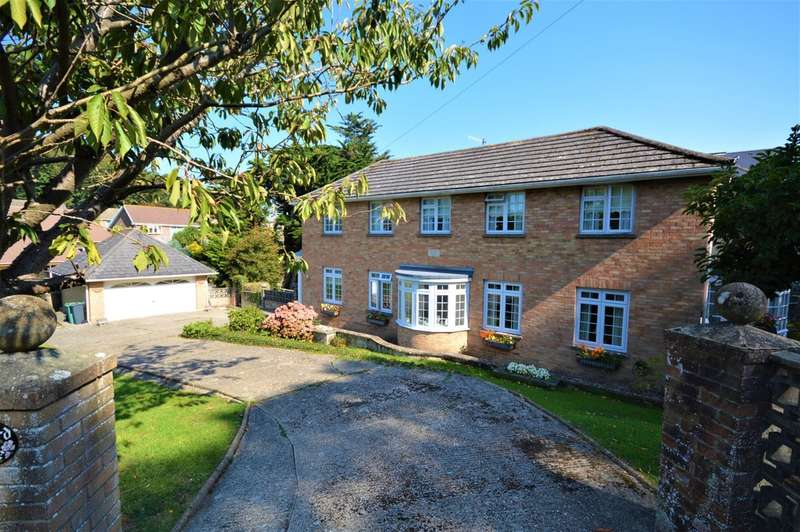 5 Bedrooms Detached House for sale in Chatsworth Avenue, Shanklin