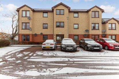 2 Bedrooms Flat for sale in Goldcrest Court, Wishaw, North Lanarkshire