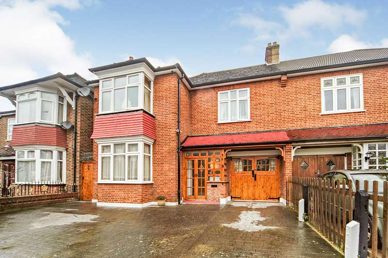 4 Bedrooms Semi Detached House for sale in Callander Road, London, SE6