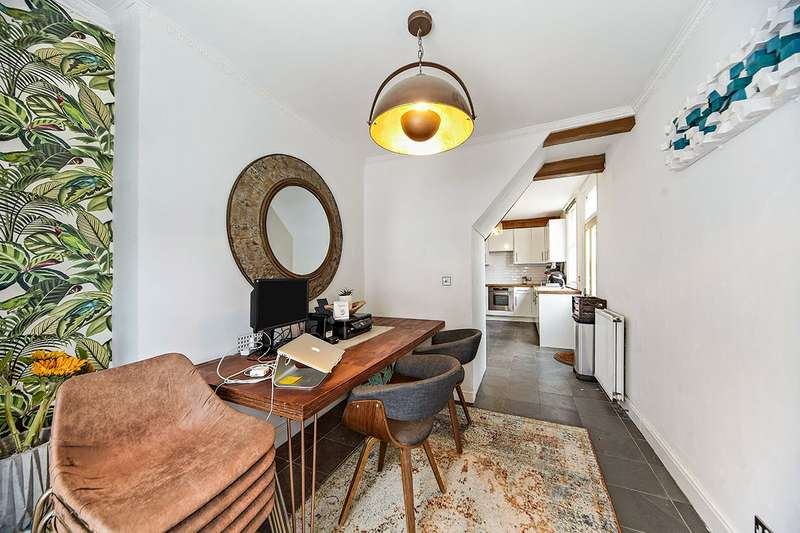 3 Bedrooms End Of Terrace House for sale in Rokeby Road, London, SE4