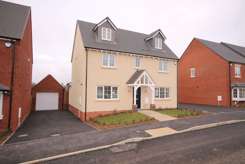 4 Bedrooms Detached House for sale in The Poplar, Nightingale Road, Great Barford, Bedford, MK44